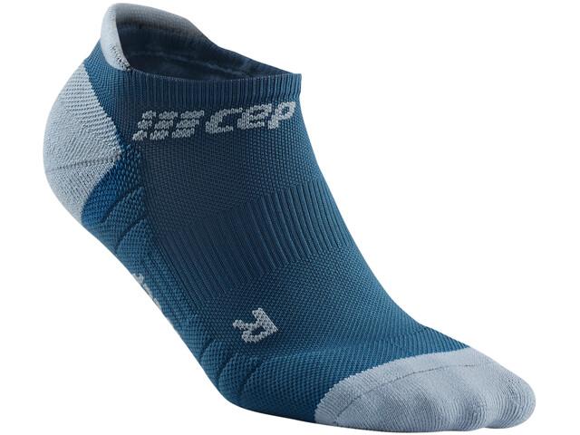 cep No Show Socks 3.0 Mujer, blue/grey